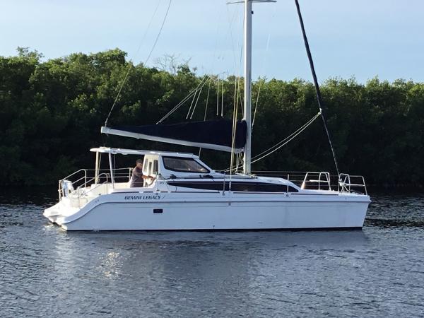 Gemini Legacy 35 Starboard Profile