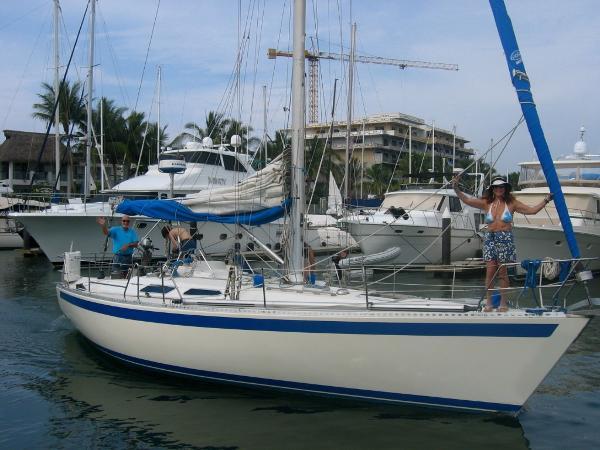 Sweden Yachts 38