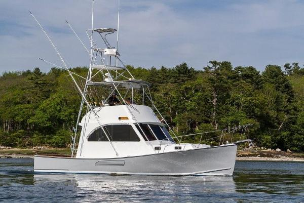 Holland 38 Downeast