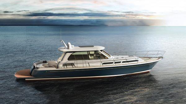 Hunt Yachts Ocean 55 MKII
