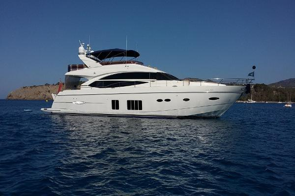 Princess 72 Motor Yacht Princess 72MY Flybridge for Sale