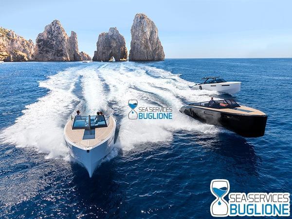 Evo Yachts 43'