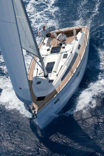 Bavaria Cruiser 41 Manufacturer Provided Image: Bavaria Cruiser 41