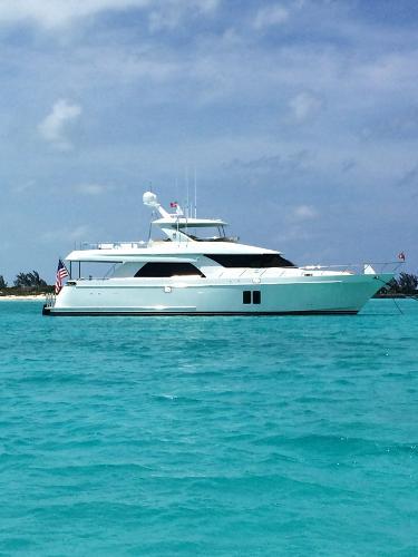 Ocean Alexander 72 PILOT HOUSE MOTOR YACHT