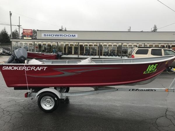 2018 smoker craft alaskan 15 dlx coos bay oregon for Smoker craft alaskan 15