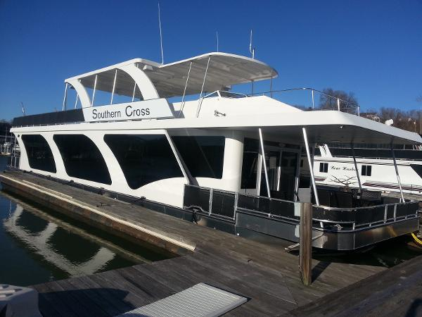 Stardust Cruisers 18 X 85 Houseboat