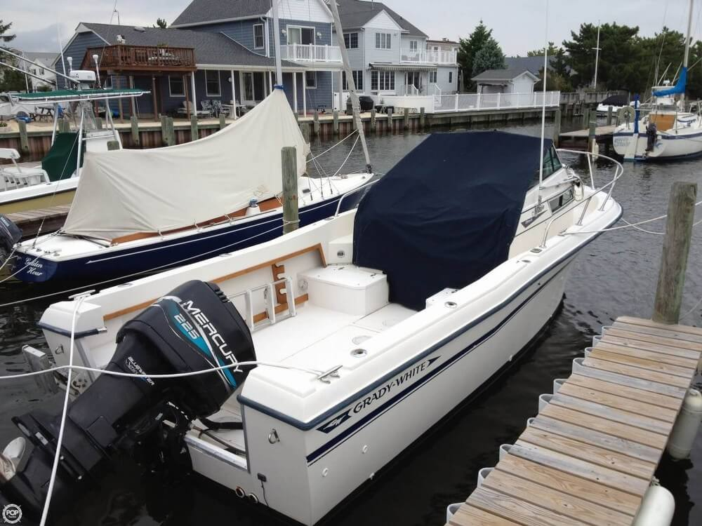 Grady-White 24 Offshore 1988 Grady-White 24 Offshore for sale in Bayville, NJ
