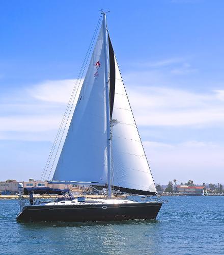 Catalina 445 Kathryn Elizabeth
