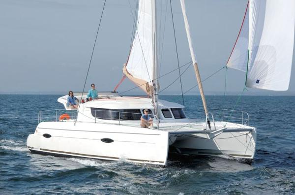 Fountaine Pajot Lipari 41 Manufacturer Provided Image: Fountaine Pajot Lipari 41