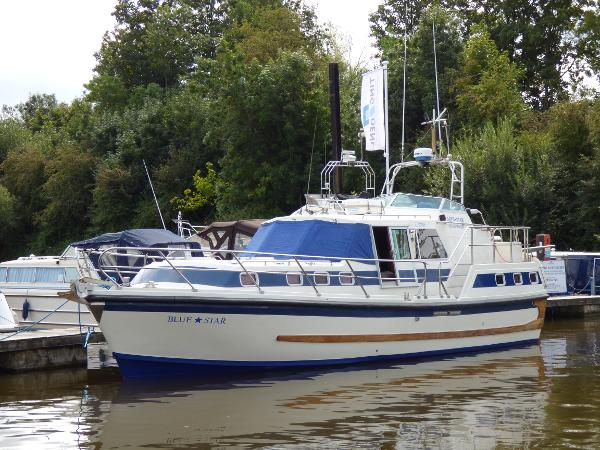 Aquastar 38 Ocean Ranger