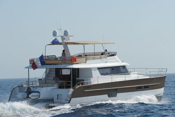 Fountaine Pajot Queensland 55 Fountaine Pajot MY 55