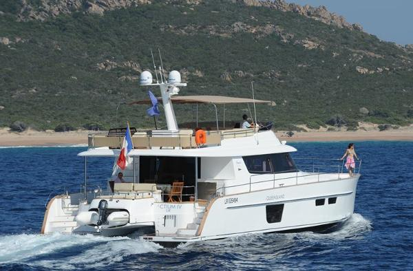 Fountaine Pajot Queensland 55 Stern
