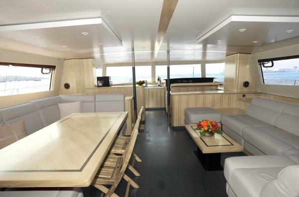 Fountaine Pajot Queensland 55 Interior