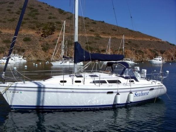 Catalina 350 MkII