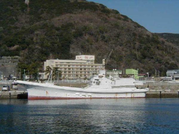 1979 26.53 FRP Skip Jack Fishing Vessel Built in Japan