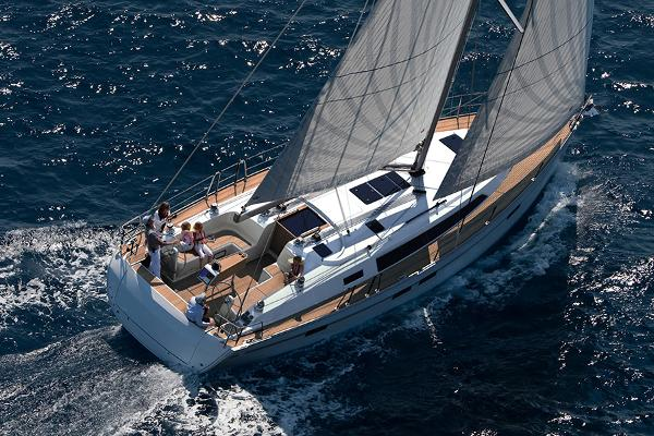 Bavaria Cruiser 46 Manufacturer Provided Image: Bavaria Cruiser 46