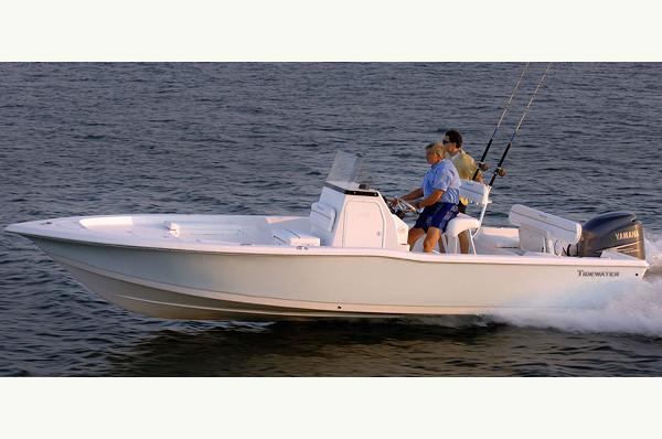 Tidewater Boats 2400 Bay Max Manufacturer Provided Image