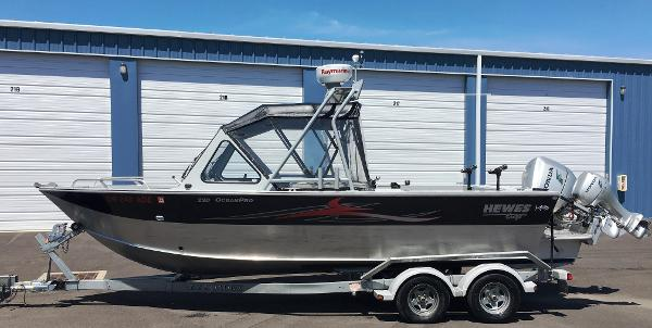 Hewescraft 220 Ocean Pro