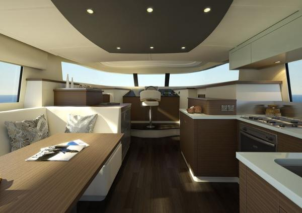 Fountaine Pajot Summerland 40 LC Interior