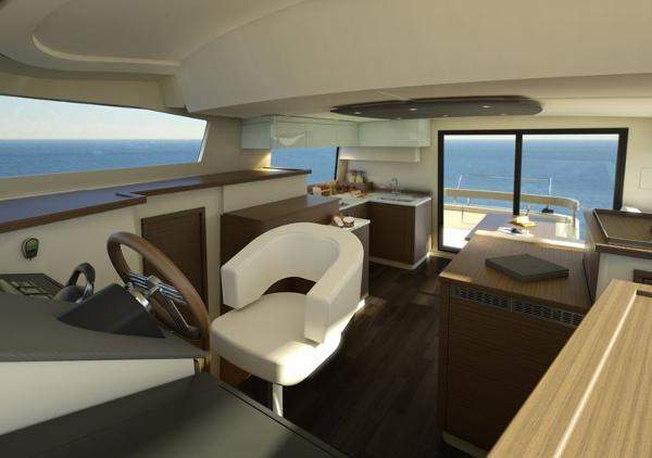 Fountaine Pajot Summerland 40 LC Helm