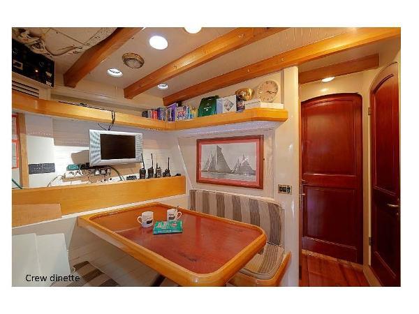 Renaissance 112ft Bruce King SIGNE velero de segundo mano en venta en mallorca