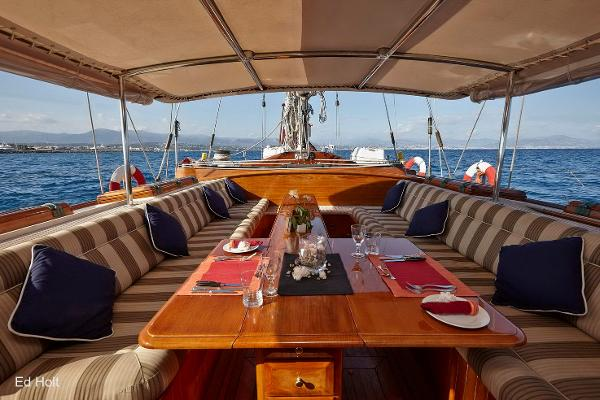 sailing yacht Renaissance 112ft Bruce King SIGNE for sale in Mallorca