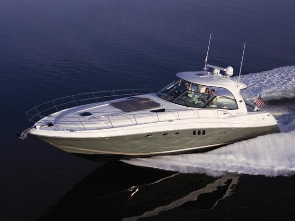 Sea Ray 52 Sundancer Manufacturer Provided Image