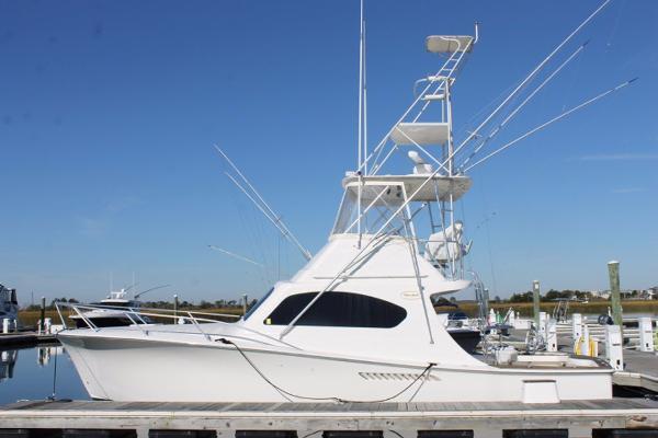 Ocean Yachts Billfish Profile