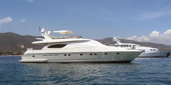 Ferretti Yachts 70'