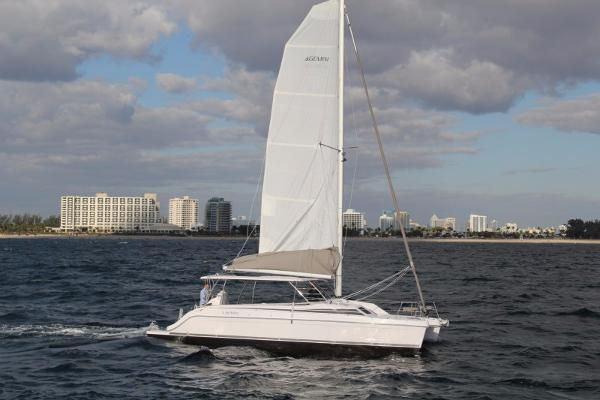 Gemini Catamarans Freestyle 37