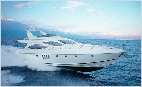 Azimut 68E Manufacturer Provided Image: Azimut 68