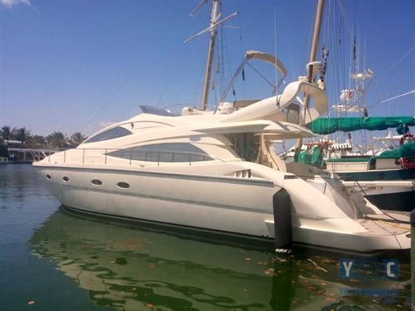 Aicon Yachts Aicon 56' Fly Bridge IMG-20160414-WA0041