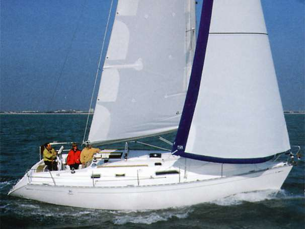 Dufour 36 Classic Manufacturer Provided Image