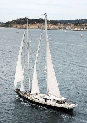 Ortona Navi Custom Staysail Schooner