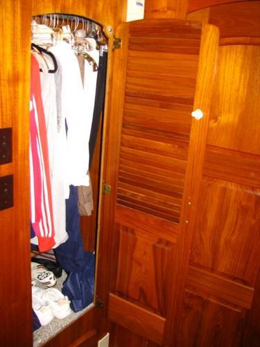 Masterstateroom closet