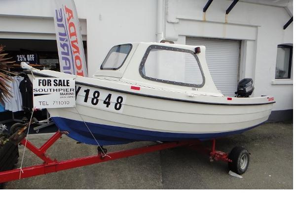 Orkney Boats Coastliner 14