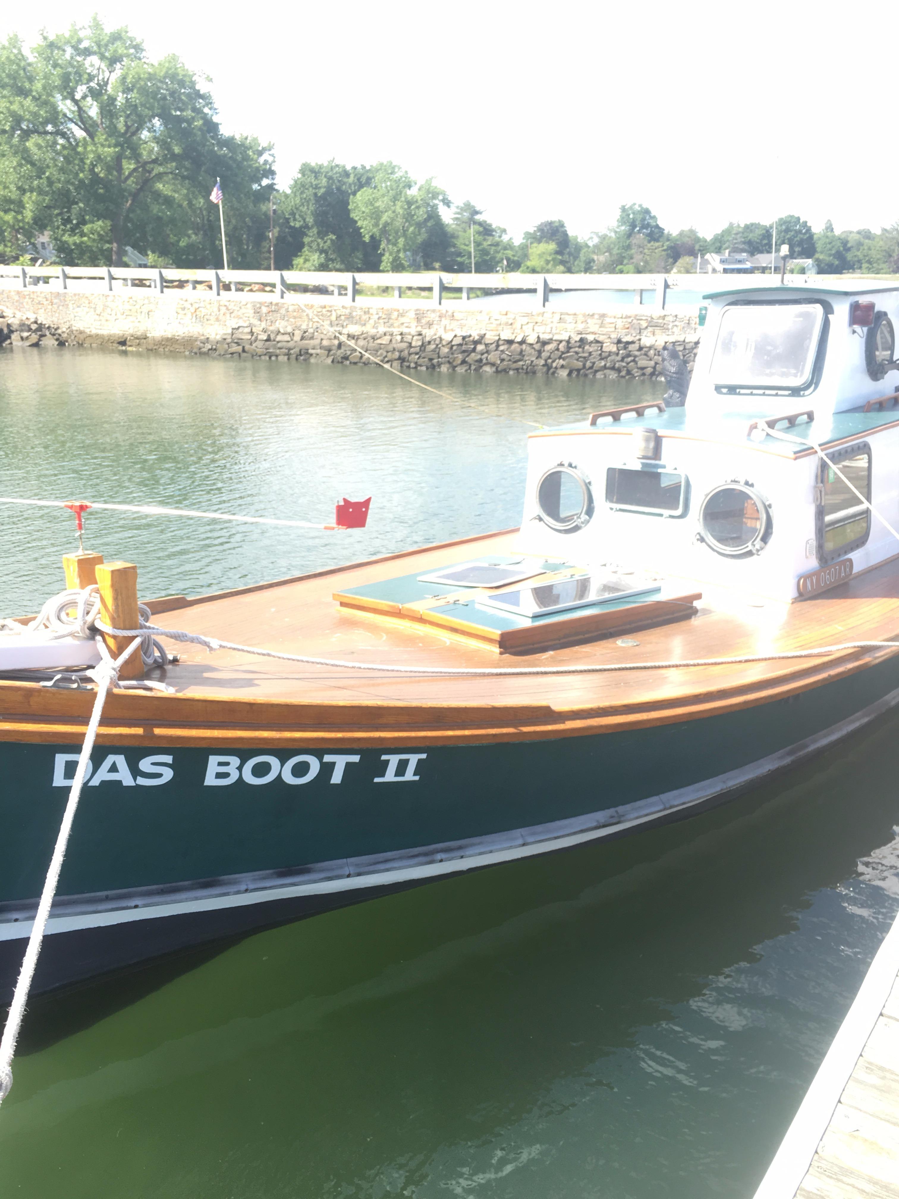Crusader Das Boot