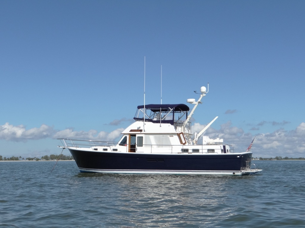 "Sabreline ""47"" Trawler"