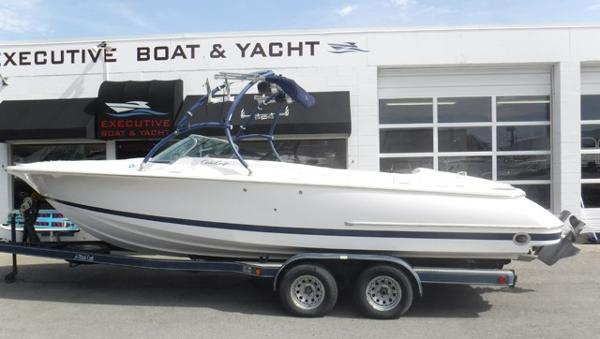 Chris-Craft 25 Launch Bowrider