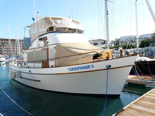 Ocean Alexander Trawler