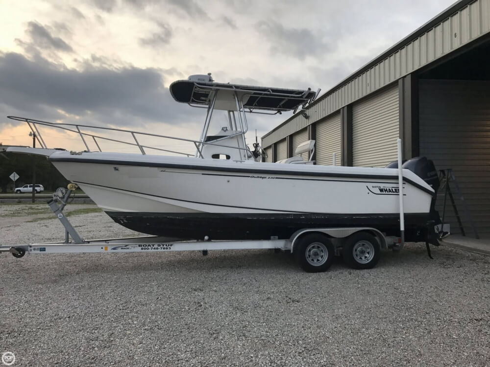 Boston Whaler 23 Outrage CC 2002 Boston Whaler 23 Outrage CC Twin Engine for sale in Belle Chasse, LA