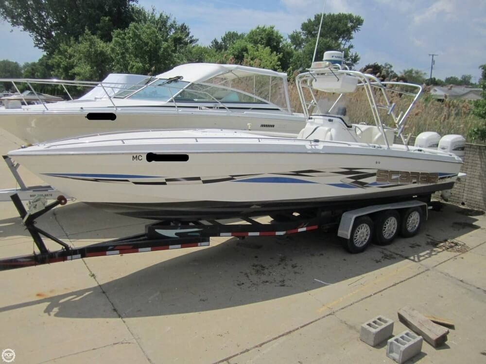 Scarab 302 Sport Center Console 2001 Scarab 302 Sport Center Console for sale in Harrison Township, MI