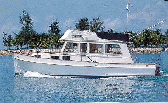 Grand Banks 36 Heritage Sedan