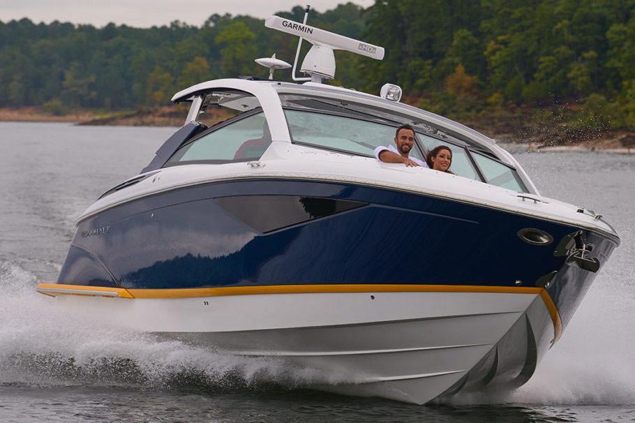 Cobalt Boat image