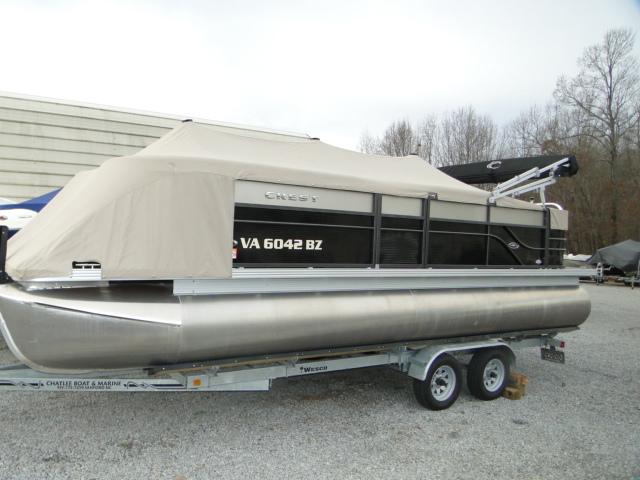 Crest Pontoon Boats 230
