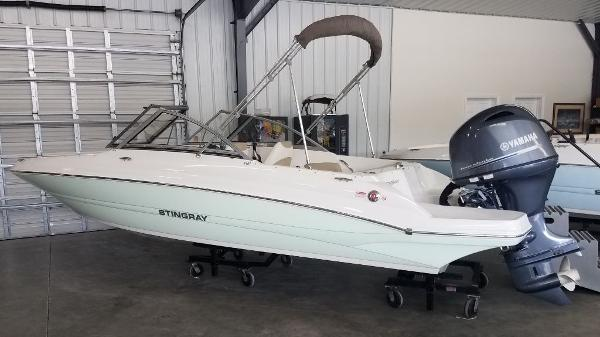Stingray 191DC (OB)
