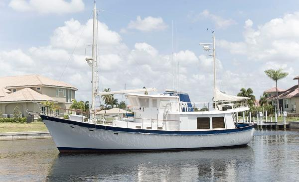 Kadey Krogen 54 World Cruiser Profile