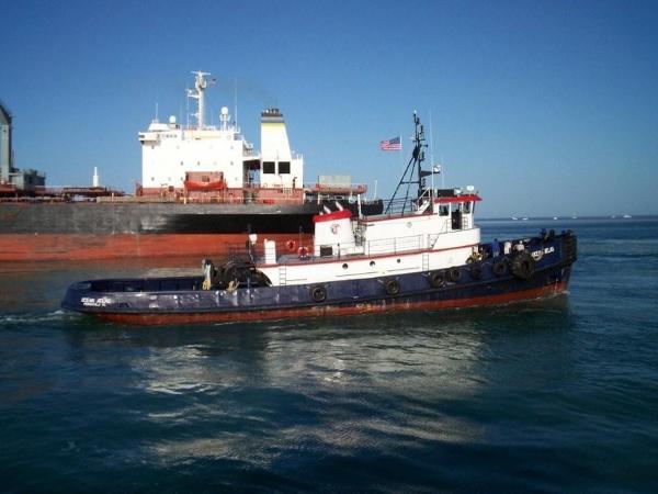 Custom 3,000 hp Tug