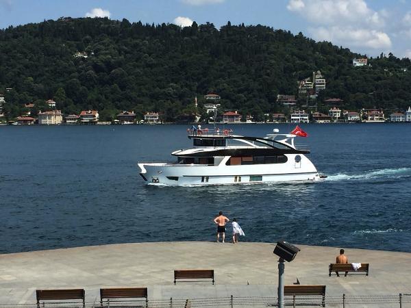 Custom-Craft 23.90m Restaurant and Excursion vessel