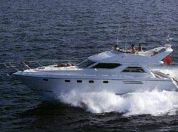 Princess 480 PRINCESS 480 Brochure Shot